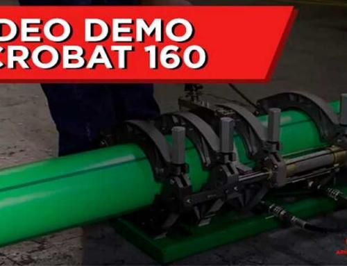 Des avantages de l'ACROBAT 160 pour souder des tuyaux